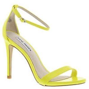 a10d93fb130 Women s Steve Madden Neon Heels on Poshmark